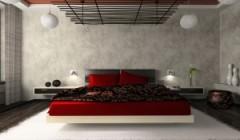 מגוון סגנונות הטפטים לחדר השינה שלכם